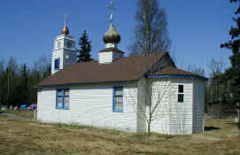 Eklutna Russian Orthodox Church.jpg (82850 bytes)