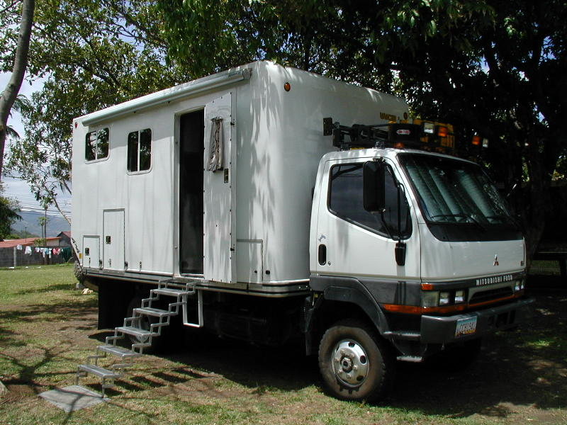 Fuso Fg 4x4 Camper In Usa.html | Autos Post