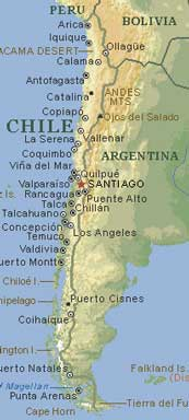 Chile Country Information
