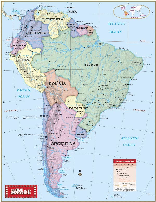 Patagonia Map South America Map Usa Map Images